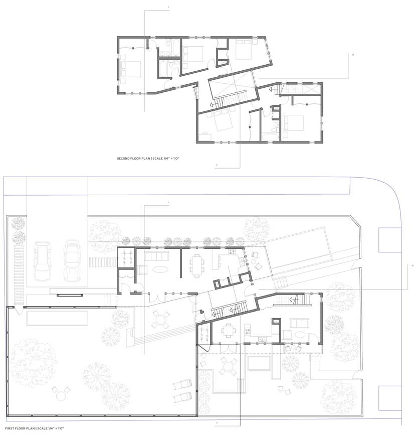Ysoa 2012 vlock building project team f for House plans architect